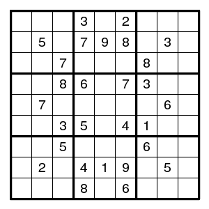 graphic regarding Jigsaw Sudoku Printable named Fixing sudokus - Digit layouts
