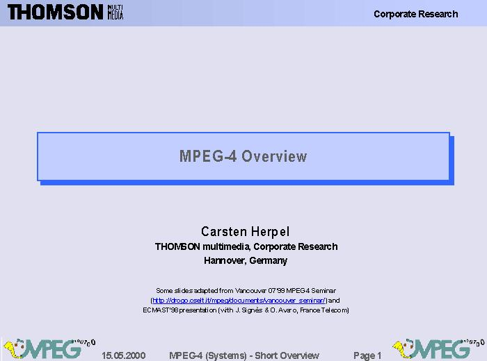 What is MPEG Format | What is MPEG 4 Format | What are MPEG 1 ... | 520x700